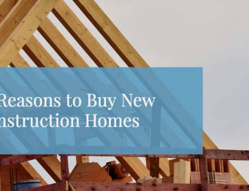 10 Reasons to Buy New Construction Homes
